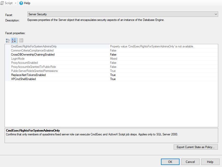 Read List Of Files From Folder SQL Server