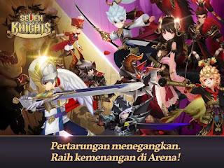 Seven Knights V1.1.21 MOD Apk