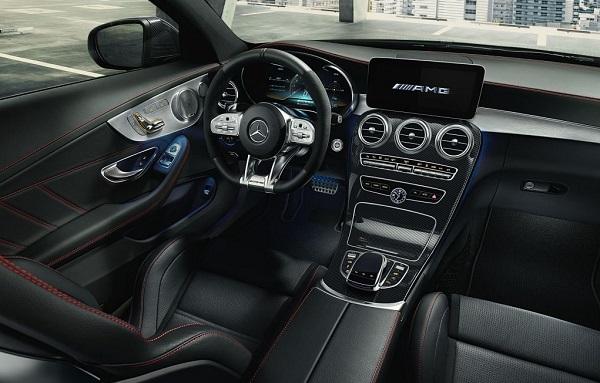 Mercedes AMG C 43 Interior