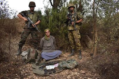 """القبض على الإرهابي الخطير """"لعور"""" المدعو """"نعيم"""" بجيجل"""