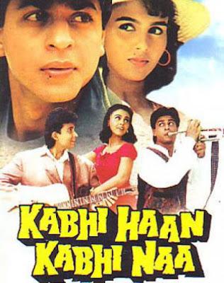 Kabhi Haan Kabhi Naa 1994 Hindi WEB HDRip 480p 400mb