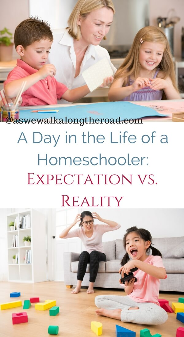 A day in the life of a homeschool family
