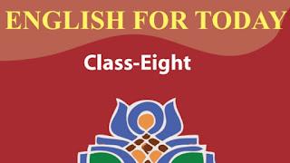 ইংরেজি বই অষ্টম শ্রেণি | English For Today Book, Class Eight