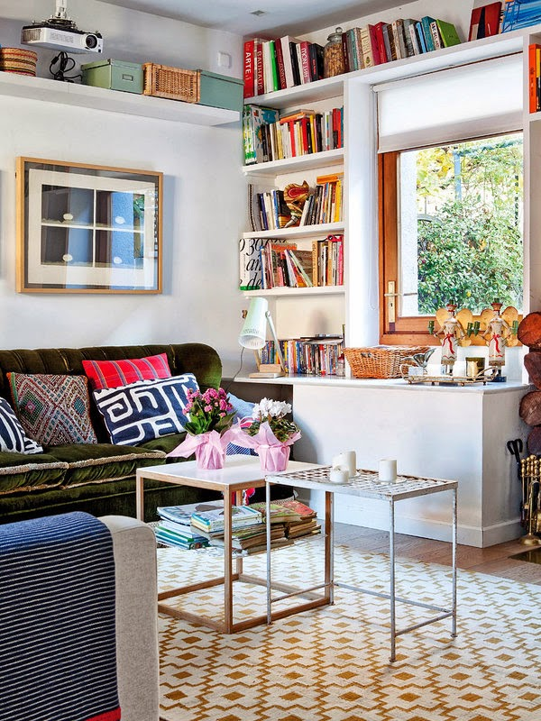 El blog de demarques una casa con detalles originales for Detalles de una casa