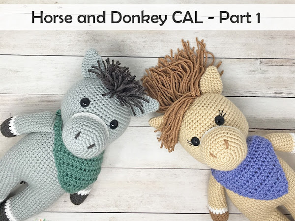 Horse and Donkey CAL Part 1