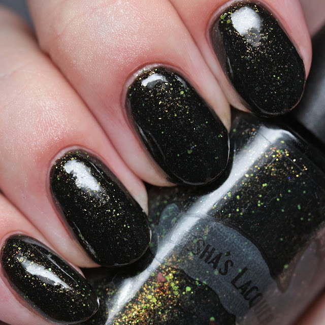 Leesha's Lacquer Alien Blood