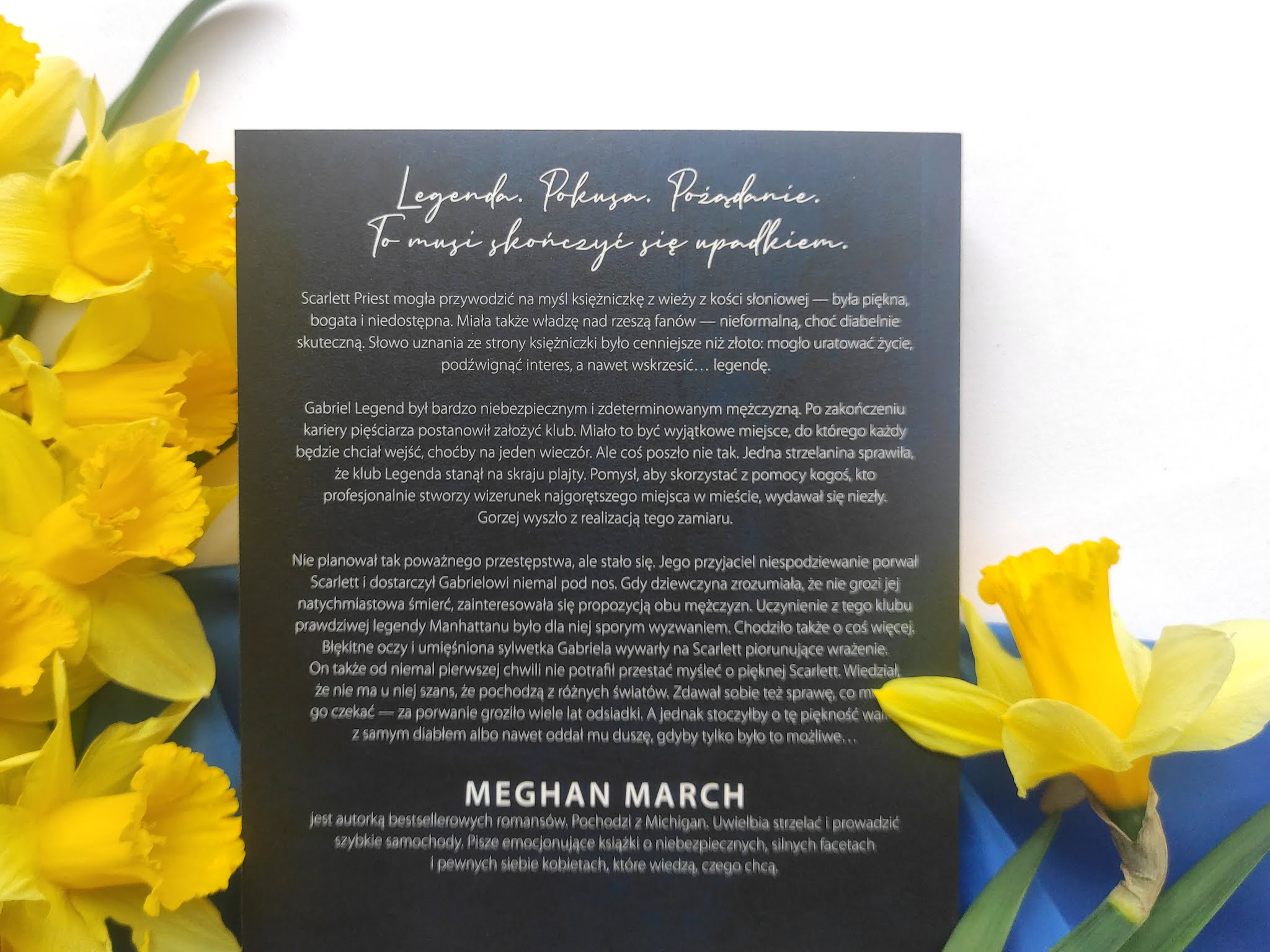 Upadek Legendy Megan March