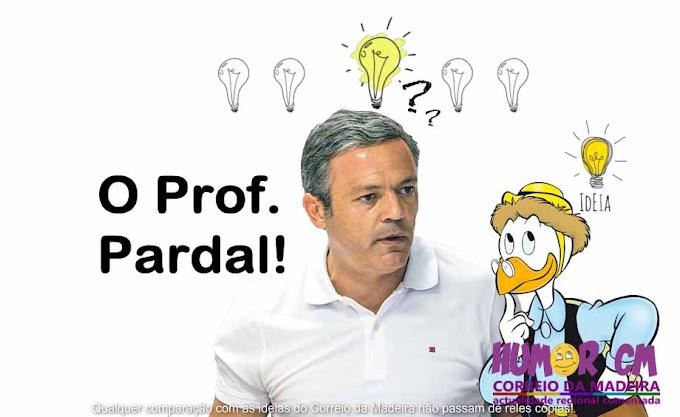 O Prof. Pardal!
