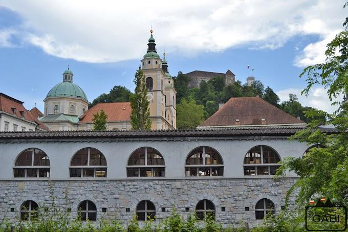 Niedziela w Lublanie
