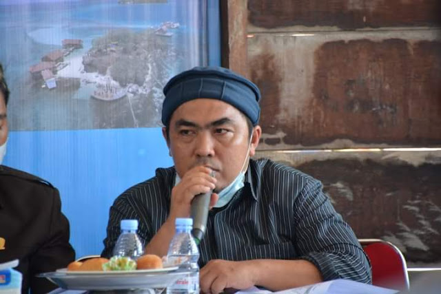 Beri Perhatian Khusus Pembangunan di Pulau Sembilan, Dewan Apresiasi Pemkab
