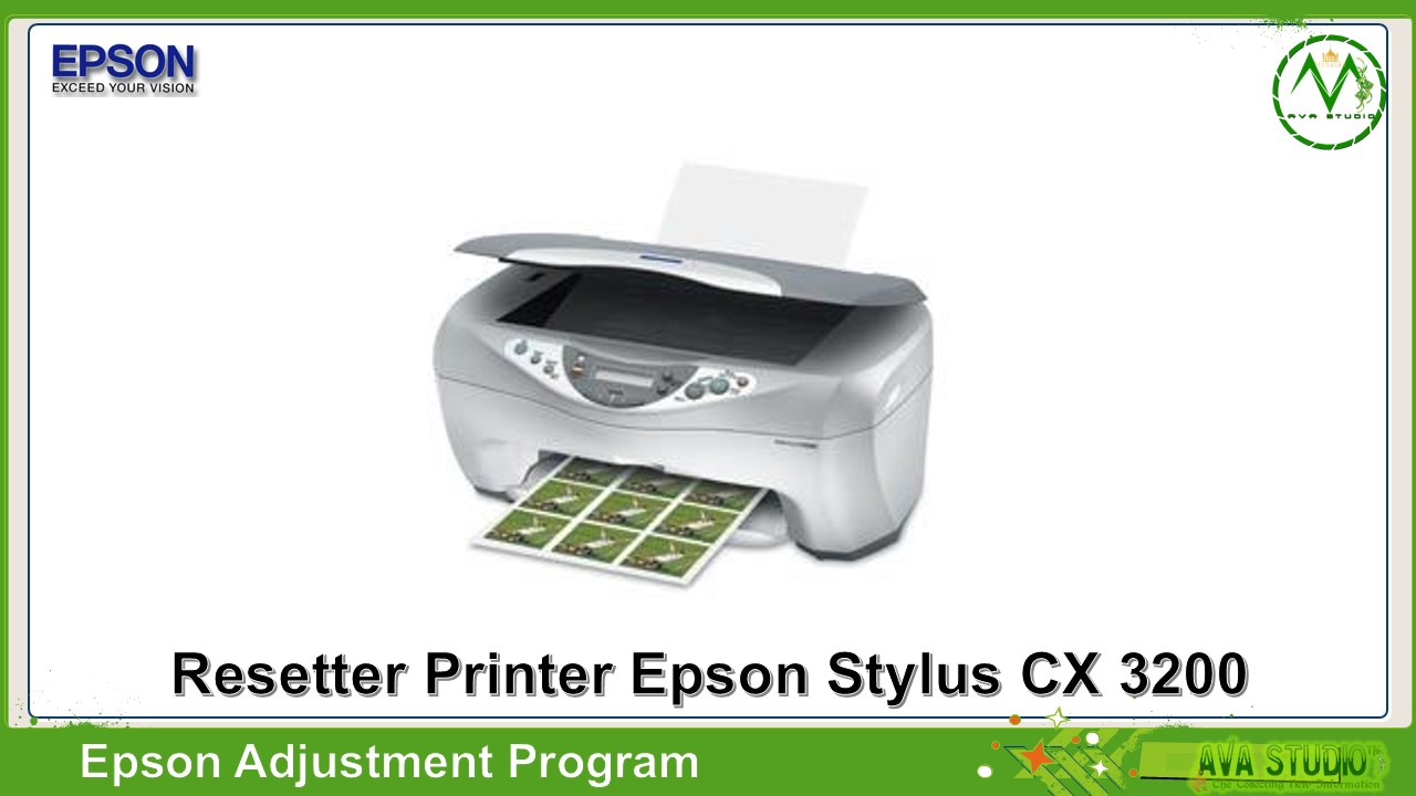 EPSON STYLUS CX 3200 WINDOWS DRIVER DOWNLOAD