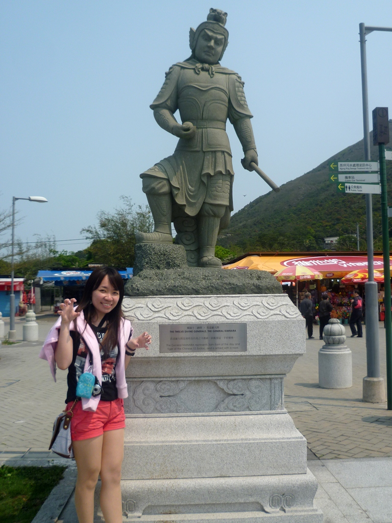 tHuNdeRstoRm: 香港之旅 第三篇 : 大嶼山