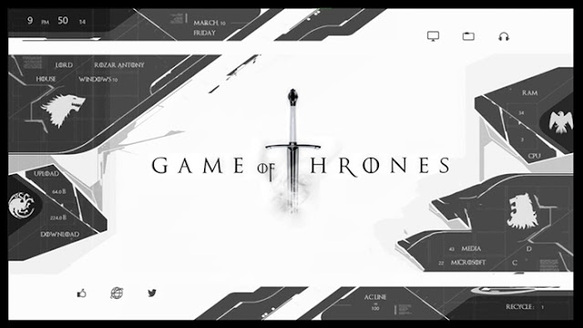Game of Thrones Skin Download