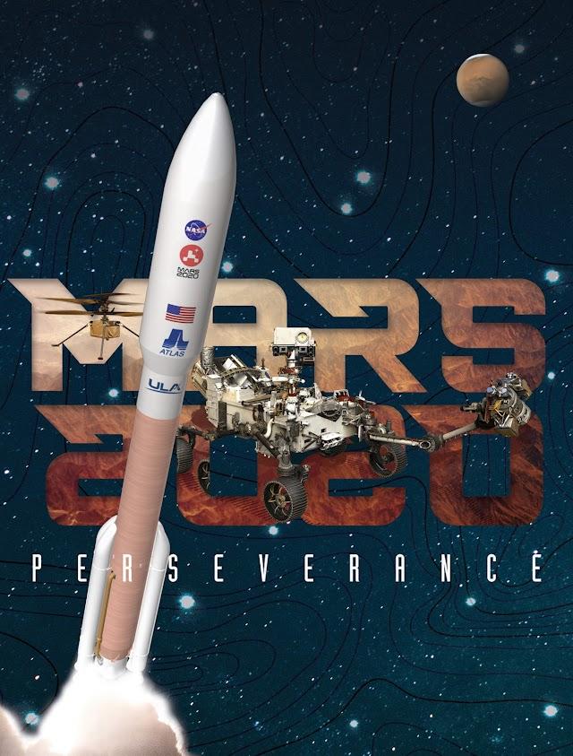 MARS 2020 Launch Live Blog