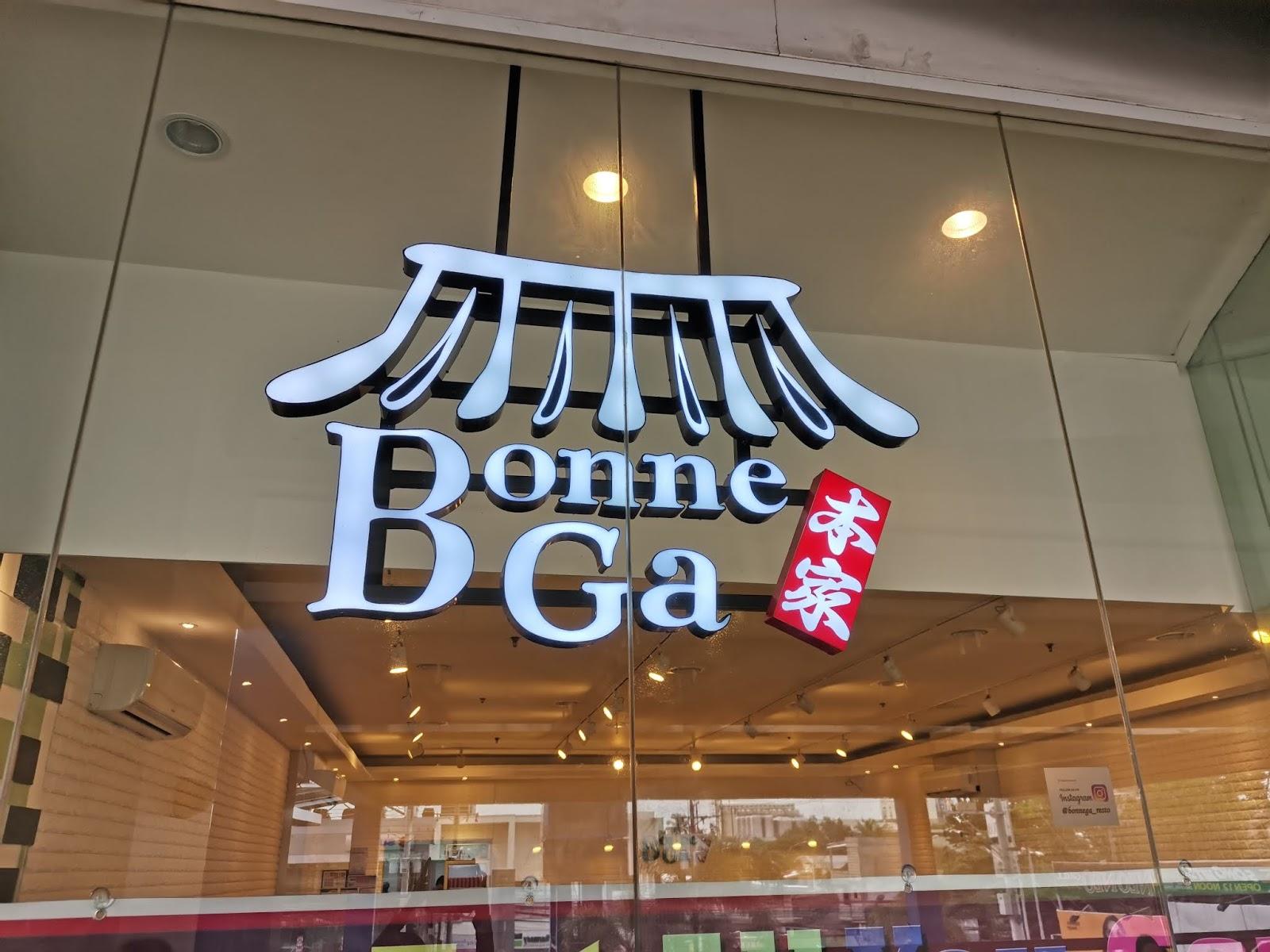Bonne Ga Restaurant Cebu