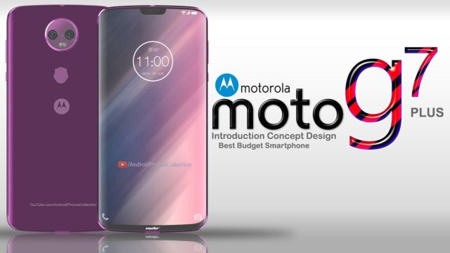Motorola Moto G7 and G7 Plus
