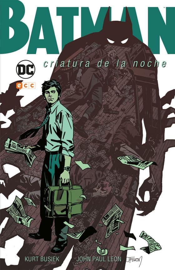 Batman: Criatura de la Noche, de Kurt Busiek. La Crítica