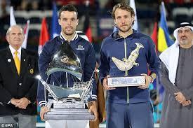 Bautista Agut wins Dubai 2018 title