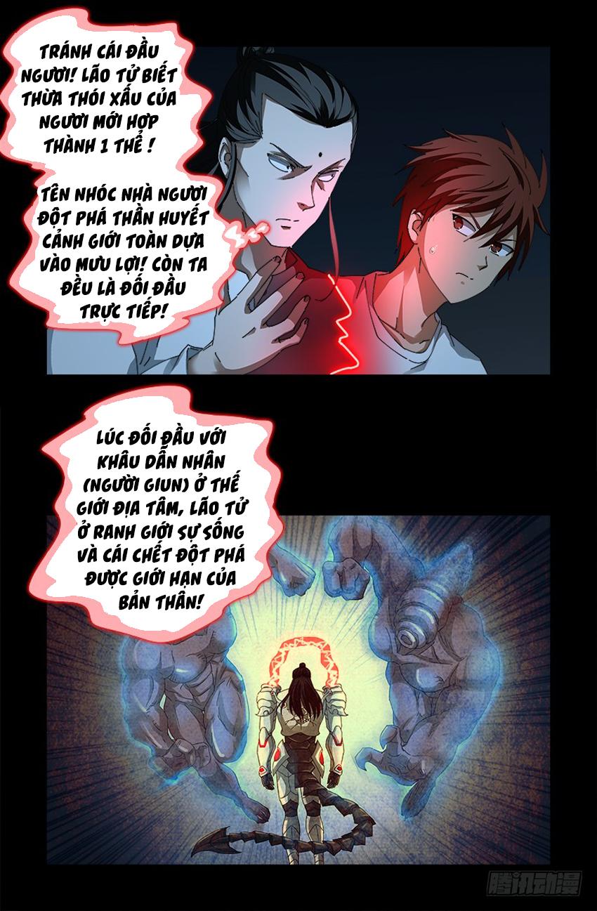 Huyết Ma Nhân Chapter 512 video - Hamtruyen.vn