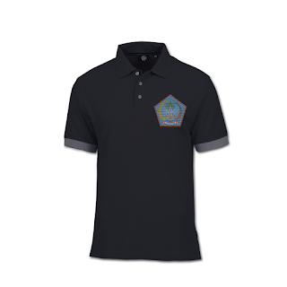 desain kaos polo ber logo provinsi sulawesi utara - kanalmu