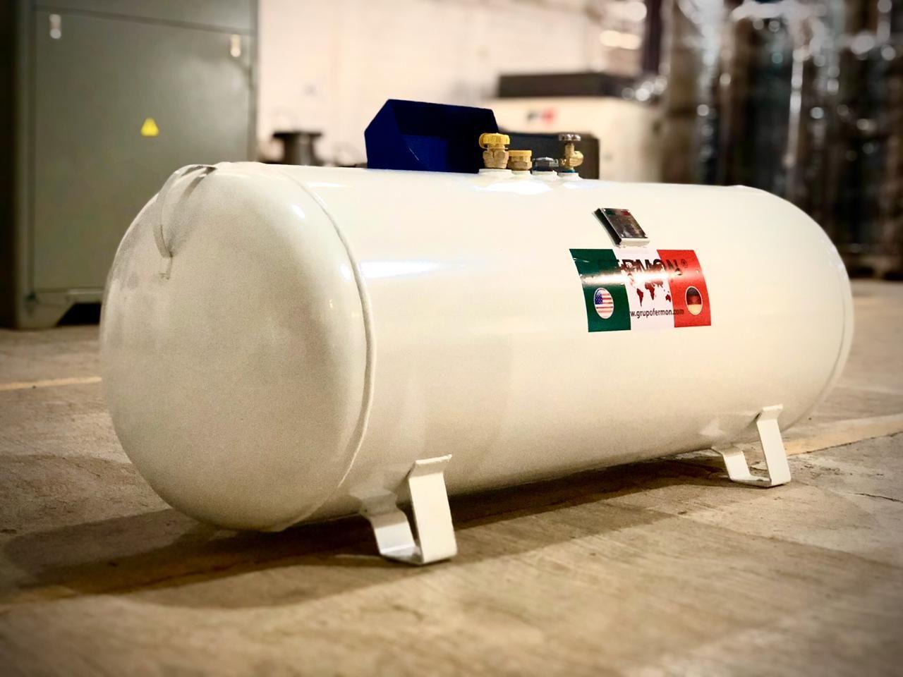 ¿Vas a comprar un tanque de gas estacionario? entonces toma nota