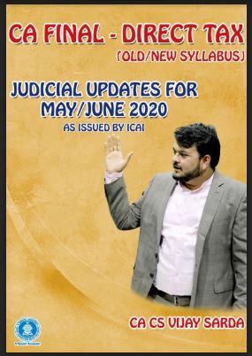 Download CA Final DT May/July Amendments by CA Vijay Sarda