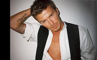 David Beckham denied knighthood