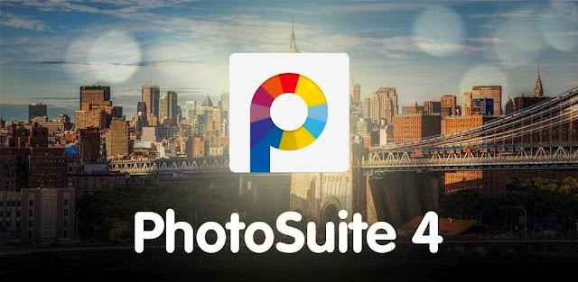 PhotoSuite 4 Pro v4.3.688 Full APK Gratis Terbaru