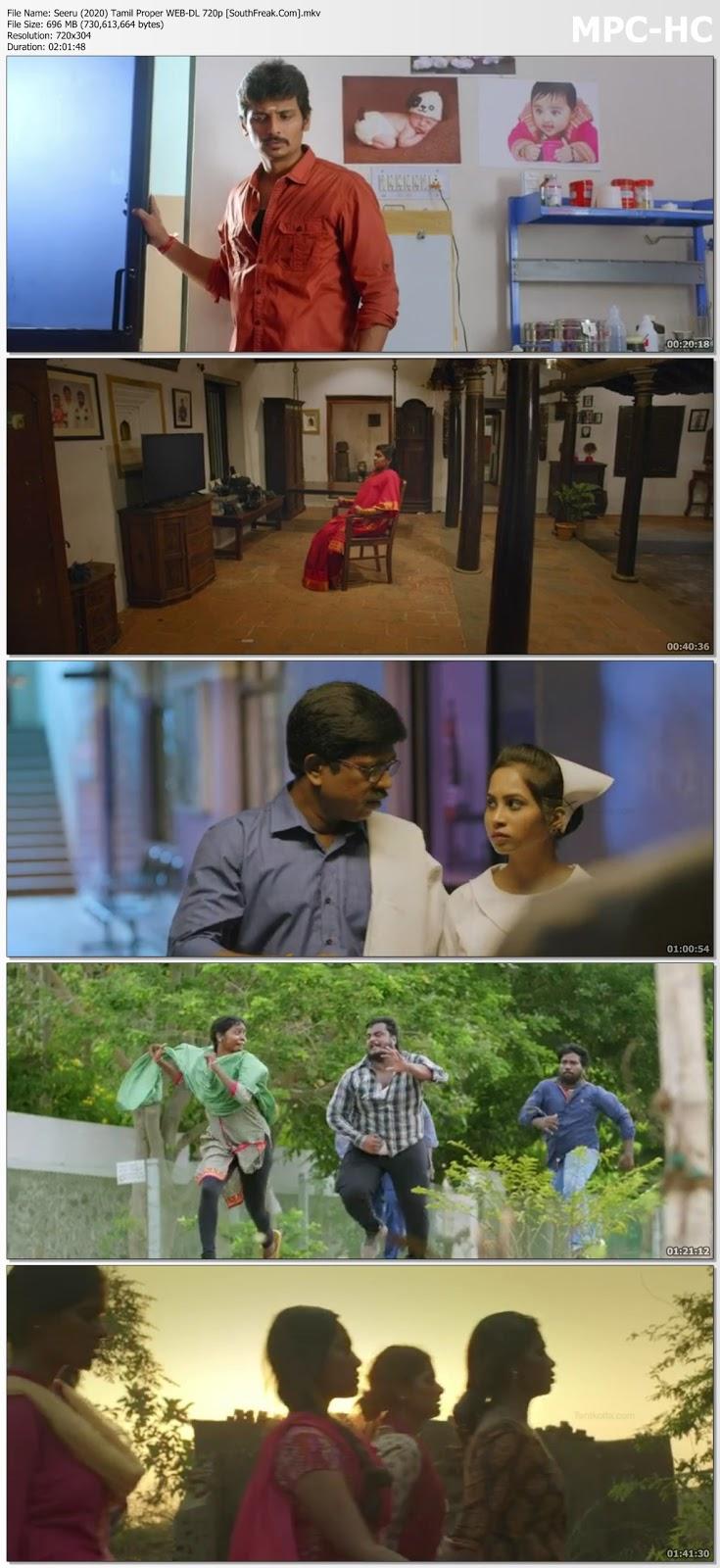 Seeru 2020 Tamil | 480p WEB-DL 400MB | 720p WEB-DL 700MB | With Bangla Subtitle