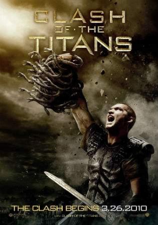 Clash Of The Titans 2010 BluRay 950MB Hindi Dual Audio 720p