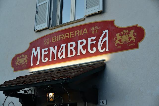 BIRRERIA MENABREA BIELLA