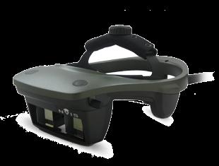 Figure 2: Optical See-Through HMD