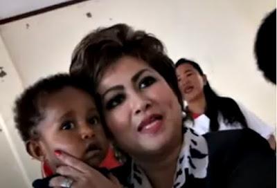Inisiator Damai DR Maya Rumantir MA PhD