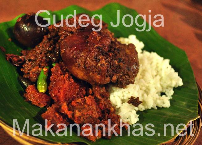 Gudeg Makanan Kuliner Khas Jogja Makanan Khas Indonesia