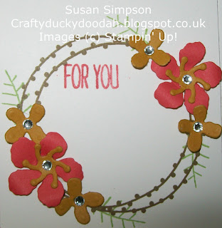 Stampin' Up! Susan Simpson Independent Stampin' Up! Demonstrator, Craftyduckydoodah!, You're So Lovely, Botanical Blooms, Botanical Builder Framelits Dies,