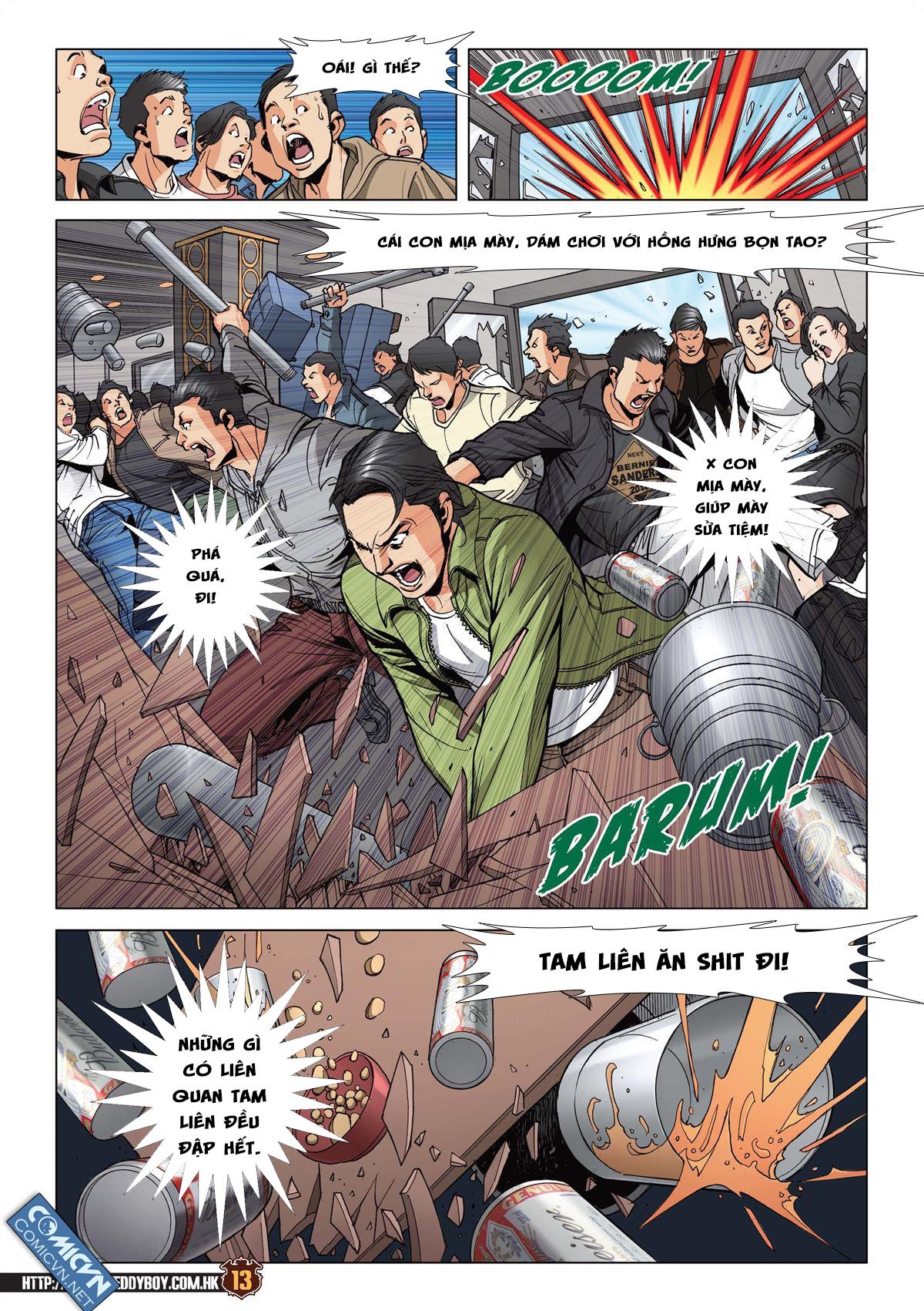 Người Trong Giang Hồ Chap 2095 - Next Chap 2096 image 12