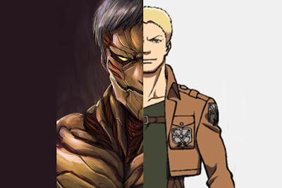 Reiner Braun (Armored Titan)