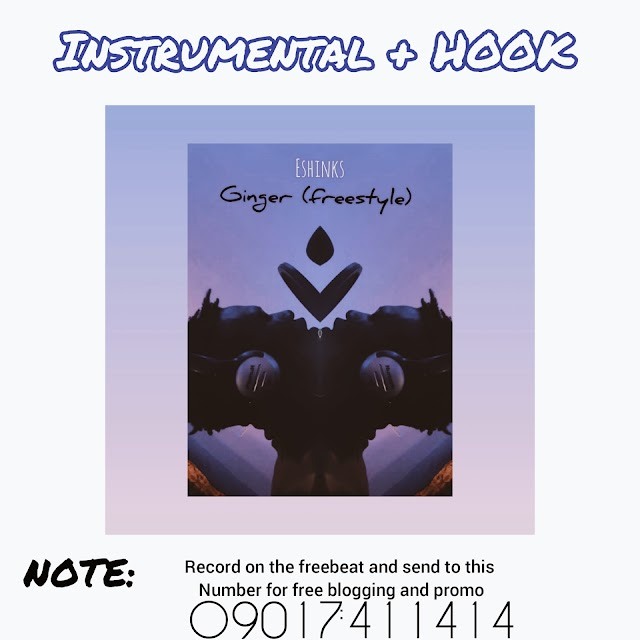 INSTRUMENTAL : Eshinks - Ginger Instrumental + Hook