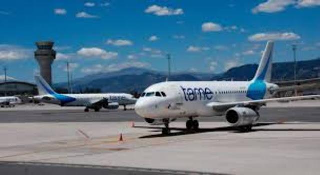 Aerolínea Tame dejó de volar a Venezuela