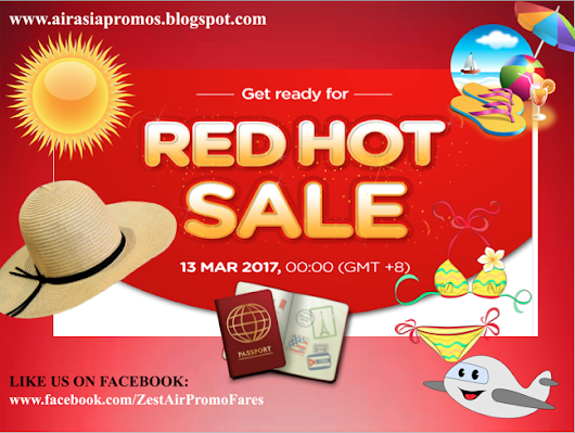 Red Hot Sale 2017