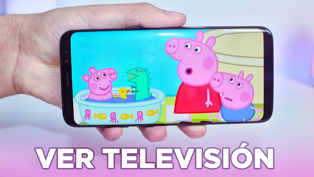 ver tv desde android