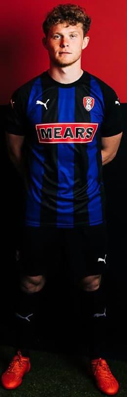 ロザラム・ユナイテッドFC 2018-19 ユニフォーム-アウェイ