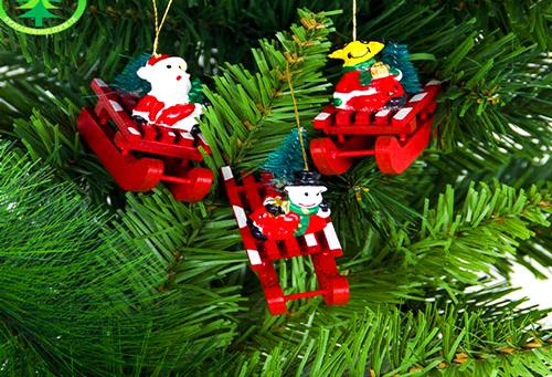 Dây thông Trang trí Noel