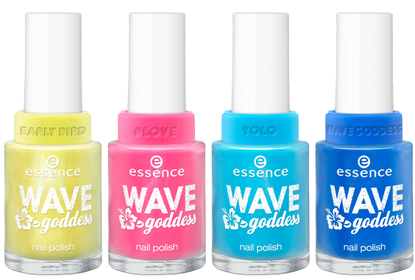 essence wave goddess – nail polish