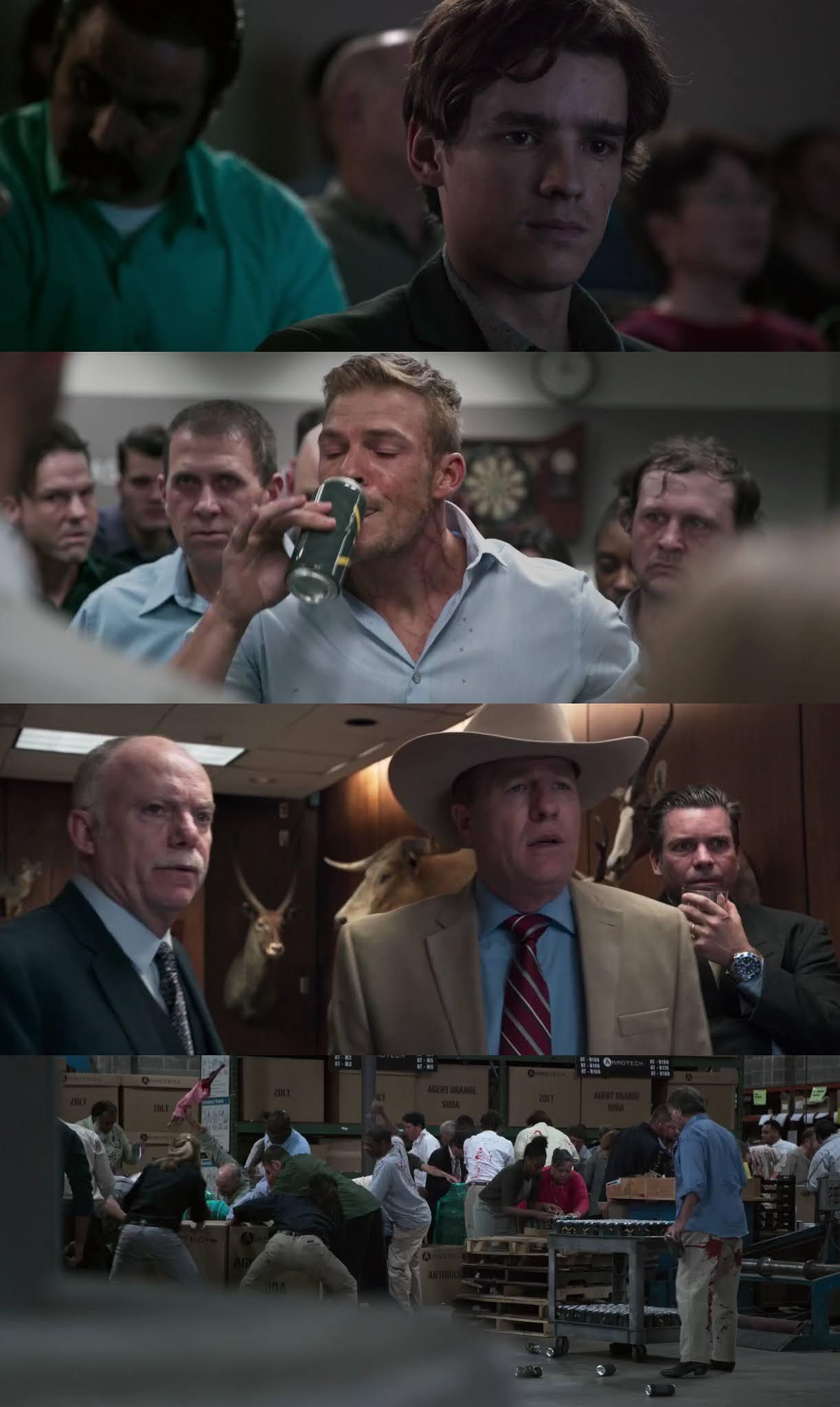 Ataque de Zombis (2018) HD 720p Latino