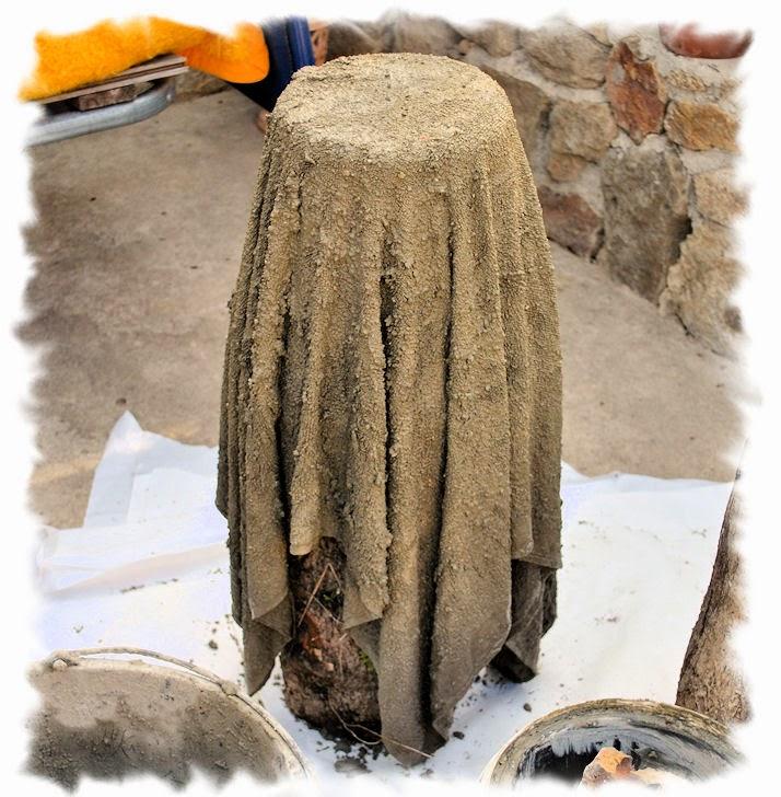 kr nelinchens gartenidylle garten handtuch hart wie beton. Black Bedroom Furniture Sets. Home Design Ideas