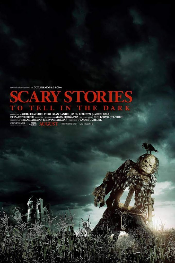 Movie : Scary Stories to Tell in the Dark ( 2019 )