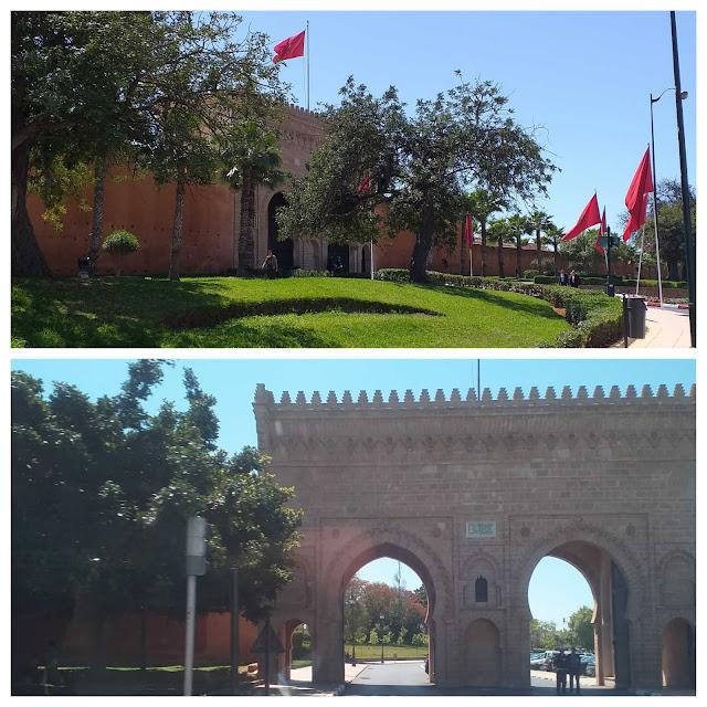 O que fazer em Rabat, Marrocos.