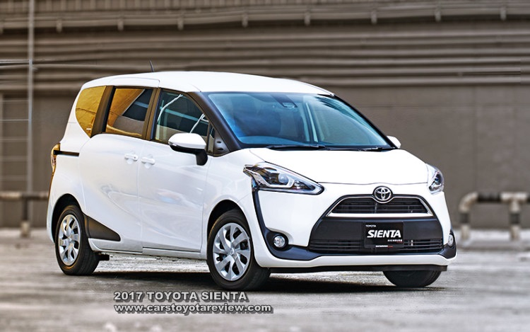 2017 Toyota Sienta Specs , Redesign And Release Date