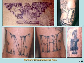 About Gangs and Fraternities: The Northern Structure